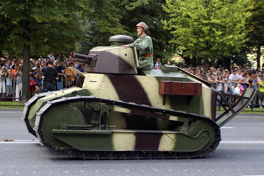 Obchody 94  rocznicy Bitwy 1920 roku i Święta Wojska Polskiego