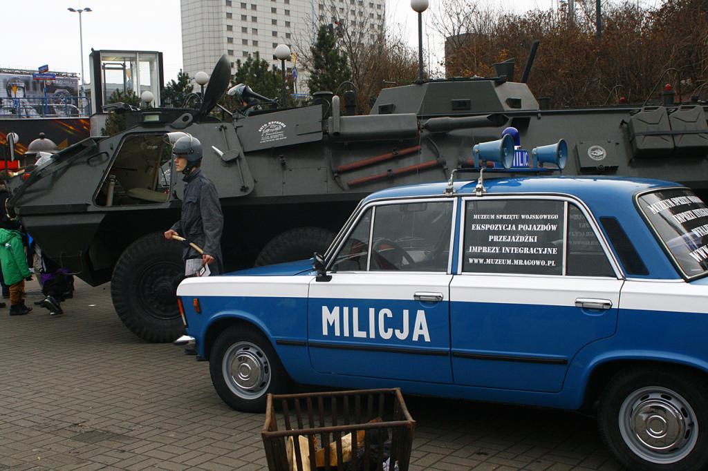Marsz Wolności, Solidarności, Niepodległości - przeszedł ulicami Warszawy