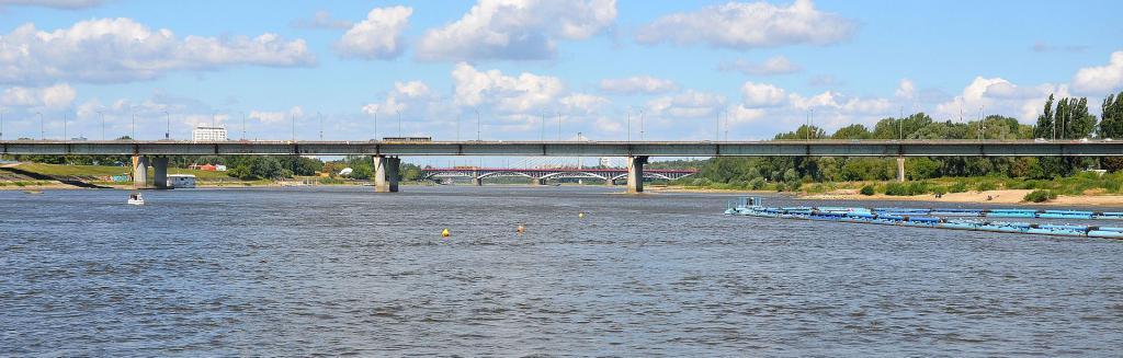 Most Łazienkowski może być zamknięty nawet pół roku
