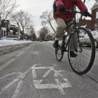 Ścieżki rowerowe będą przejezdne zimą.