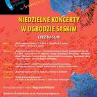 Wakacyjne Koncerty W Ogrodzie Saskim