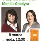 Energia Kobiet - Grażyna Borkowska i Monika Chydyra, zapraszają na wieczór autorski