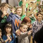 Warsztaty dla dzieci  z okazji żydowskiego Nowego Roku Drzew