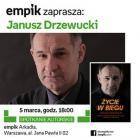 Życie w biegu - promocja książki Janusza Drzewuckiego